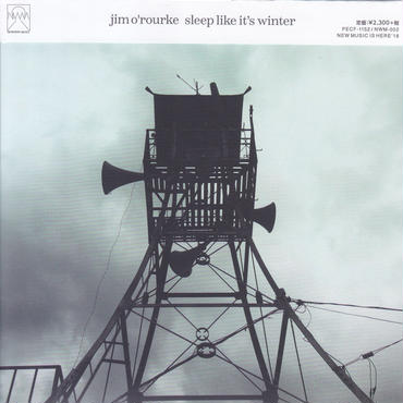 Jim O'rourke / Sleep Like It's Winter / CD