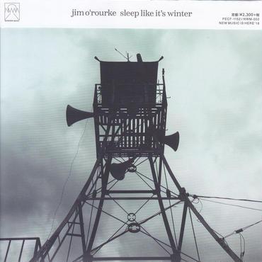 Jim O'rourke / Sleep Like It's Winter / CD