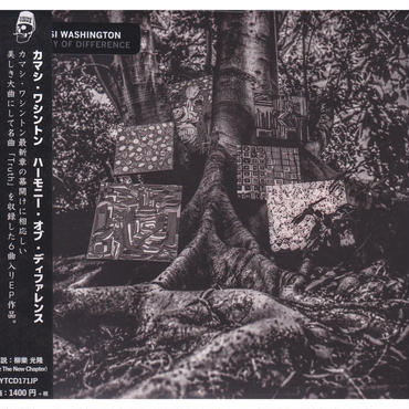 KAMASI WASHINGTON / Harmony of Difference / CD