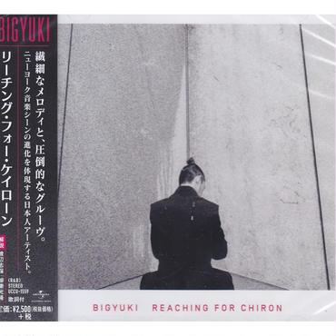 BIGYUKI  / REACHING FOR CHIRON / CD