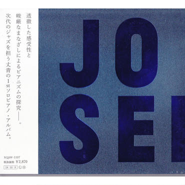 Josei / I See You While Playing The Piano / CD
