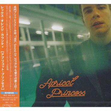 REX ORANGE COUNTY / APRICOT PRINCESS / CD
