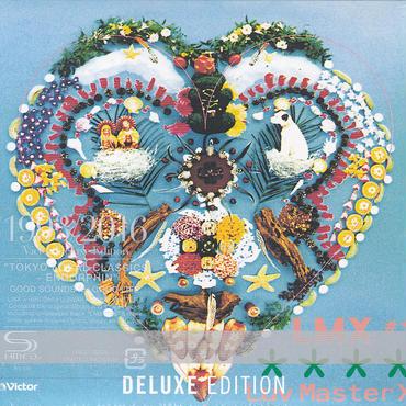 LuvMaster X / LMX #1  DELUXE EDITION / CD