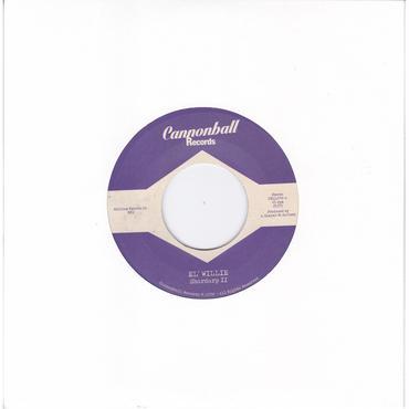 El'Willie / Shardarp II / 7inch
