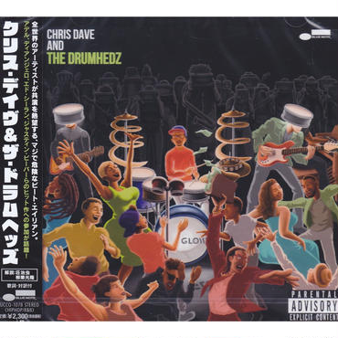 Chris Dave & The Drumhedz / CD