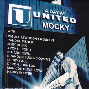MOCKY / A Day At United / CD