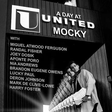 MOCKY / A Day At United / LP