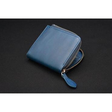QUADSTAR Lジップマルチパース  WALPIER-BUTTERO .dark blue