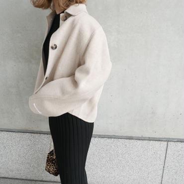 【予約商品】ハーフcoat/Handmade