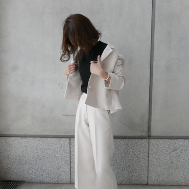 【予約/5月中旬】tailored JK