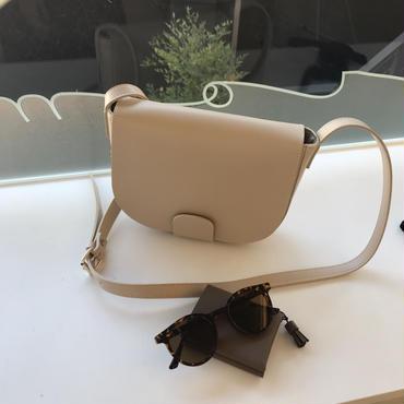 【即納】フラップshoulder bag