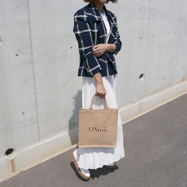 【予約/5月中旬】linenチェックjk