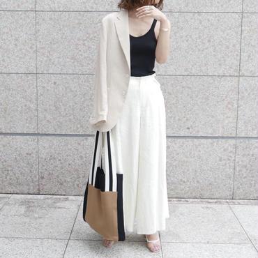 【予約/7月中旬】knit リブcamisole