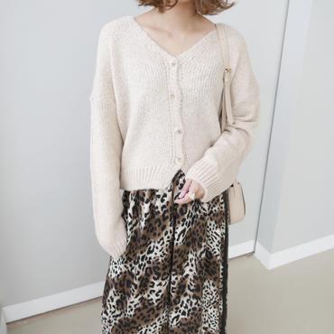【予約商品】volume soft knit