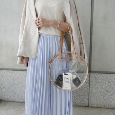 【予約/5月中旬】ring clear bag