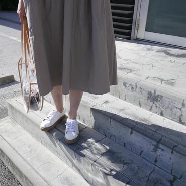 【予約/5月中旬】White sneaker