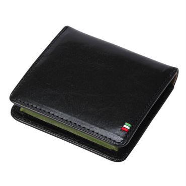 GORBE イタリアンレザーボックスコインケース
