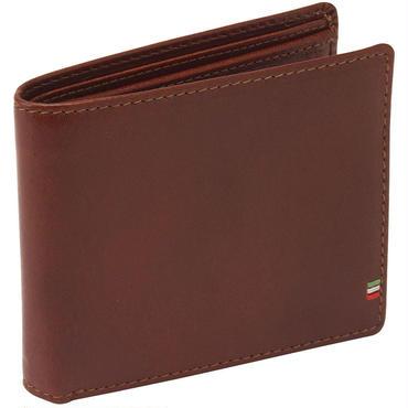 GORBE クラシックイタリアンレザースマート二つ折り財布