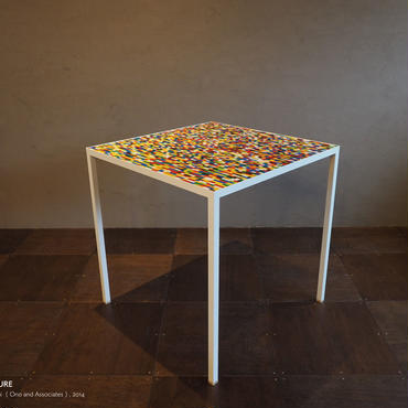 BRICK FURNITURE - Frame table