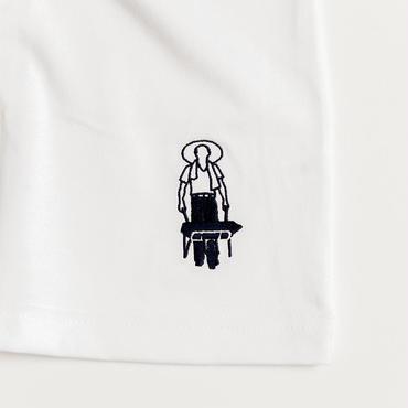 ONOMICHI DENIM 職人刺繍T-SHIRT 農夫