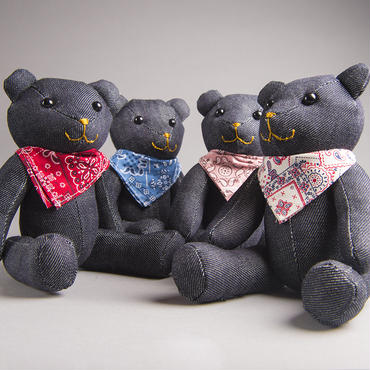 DENIM BEAR