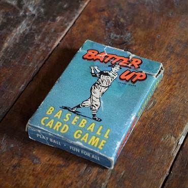 40sヴィンテージベースボールカードゲーム