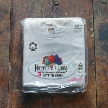 70sヴィンテージFRUIT OF THE LOOM パックTシャツ