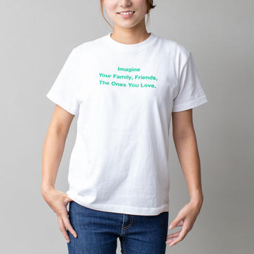 オーラルピース  Tシャツ【Familyデザイン】大人サイズ(S・M・L・XL)