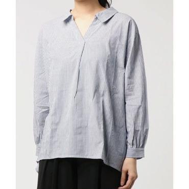 先染めストライプシャツ 10184029
