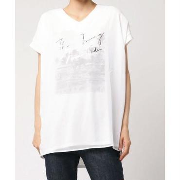 3D手書きロゴTシャツ 10334027