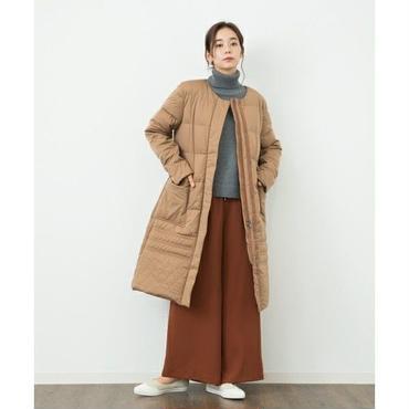 【粧う/YOSOOU/ヨソオウ】NO-Collar Coat(54369001)