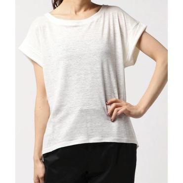 プルミエルリネン100%Tシャツ 10134061