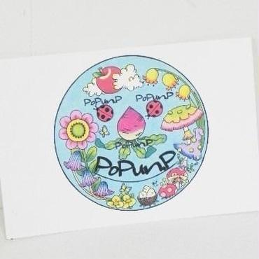 【PoPun.P】ポストカード PoPun.P S48-0199