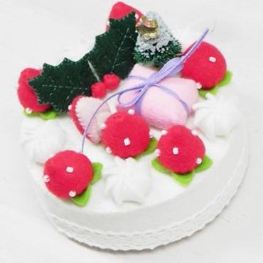 【KANADE】クリスマスケーキ ホワイト P29-381