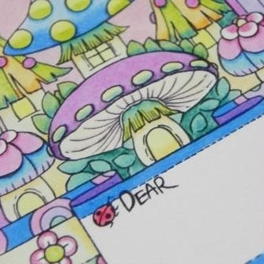 【PoPun.P】扇形カード 3枚組