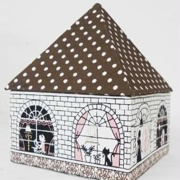 【o*ganic】三角屋根のお家 小 A3-0492