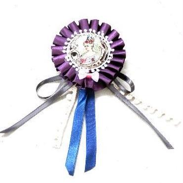 【ああ】ロゼッタ 紫×貴婦人 P17-1073