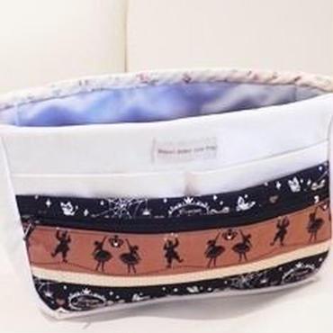 【ああ】Bag in Bag バレリーナ P17-0586