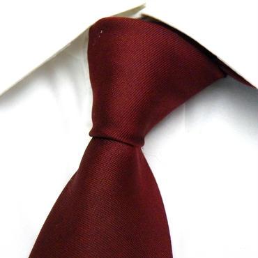 ワンポイント刺繍入り高校生ネクタイ【HANECTONE扱い】エンジネクタイ【USED】