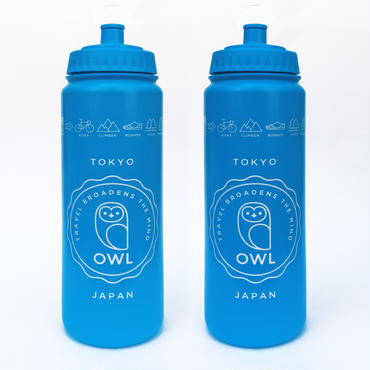 OWL Water Bottle 750cc  2本セット