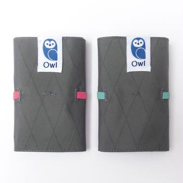 OWL X-Pac Wallet 13.0g (Gray)