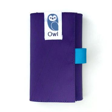 OWL X-Pac Kohaze Wallet (Deep Purple) 13.8g
