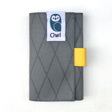 OWL X-Pac Kohaze Wallet (Bluish Gray) 11.3g
