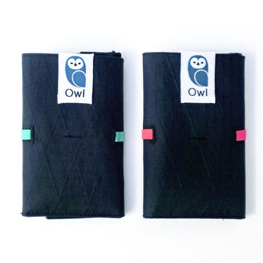 OWL X-Pac Wallet 10.3g (Black)