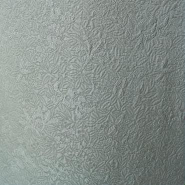 【袷】秘色色(ひそくいろ)繊細な地紋の色無地