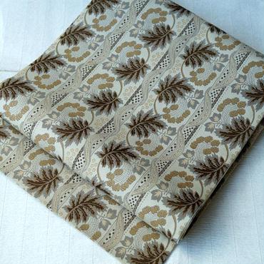 【なごや帯】欧風植物リボン文 オリジナル織りなごや帯