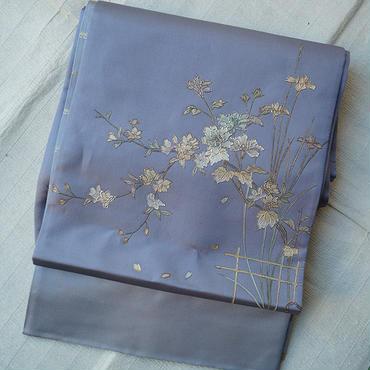 【ふくろ帯】和田光正作両面袋帯