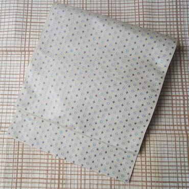 【なごや帯】博多織ちいさなモチーフ八寸なごや帯