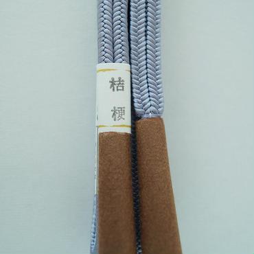 平田紐 冠組帯締め 桔梗(ききょう)