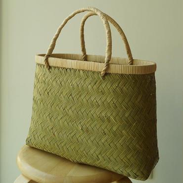 【籠】竹製・市場籠